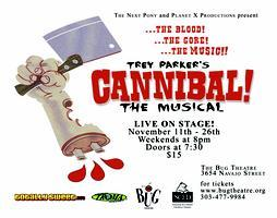 Cannibal! The Musical 2011
