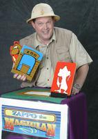 Zappo the Magician comes to The Buddy Club in San Rafael!