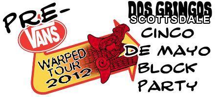 Cinco de Mayo 2012 Block Party