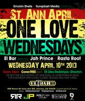 One Love Wednesday - Monthly Reggae Tribute