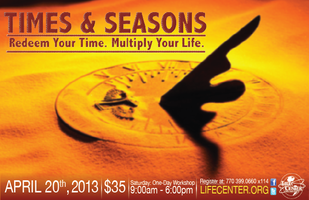 Times & Seasons: Advanced Prophetic Training