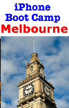 Melbourne Intermediate iPhone/ iPad Boot Camp - Three...