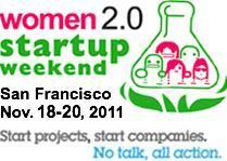 Women 2.0 Startup Weekend 2011