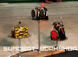 LVL1 Build Your Own Sumobot 2-Day Workshop