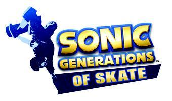 Sonic Generations of Skate