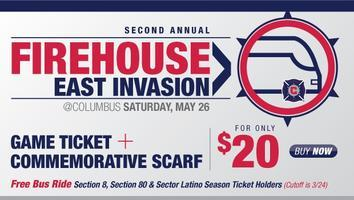 2012 Firehouse East Invasion