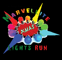 Marvellite Xmas Lights Run - All Souls Unitarian Church