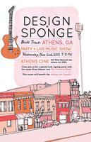 D*S Book Tour: Athens, GA Party + Signing