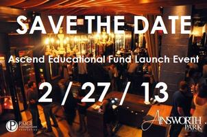 Ascend Educational Fund Launch