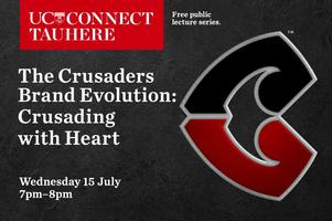 UC Connect public lecture: The Crusaders brand...