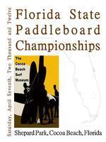 2012 Florida State Paddleboard Championship