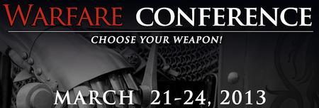 Warfare Conference