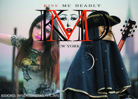 Goth Rock Show: KissMeDEADLY @ LIT LOUNGE, NYC