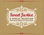 Detroit   Sweet Justice ~ A Special Reception...