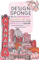 D*S Book Tour: Birmingham Book Signing + Craft Demo