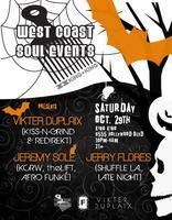 WCS Events Halloween Bash! VIKTER DUPLAIX, JEREMY SOLE...