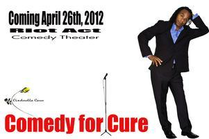 Cinderella Cares Comedy for Cure Gala Event