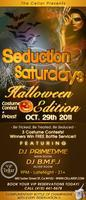Seduction Saturday- Halloween Edition