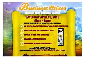 Business Mixer 2013