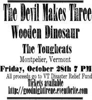 Vermont Flood Benefit