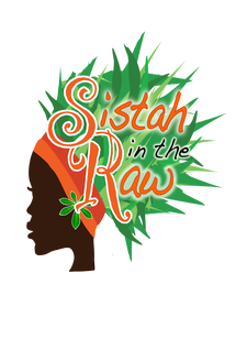 Raw Soul Food by Sistahintheraw  logo