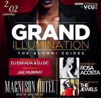 The Grand Illumination: Hosted by @RosaAcosta **Cash...