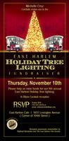 East Harlem Holiday Tree Lighting Fundraiser