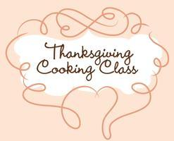 Thanksgiving Tasting Event in Concord