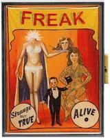 Dr Sketchy's Human Freak Show