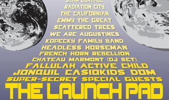 The Launch Pad at CMJ 2011 - Presented By Baeblemusic