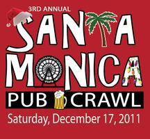 3rd Annual SANTA Monica Pub Crawl