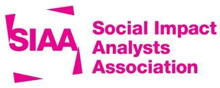 Vorstellung der Social Impact Analysts Association...