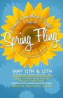Great Canadian Craft: Spring Fling!