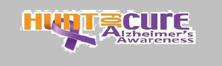 3rd Annual Hunt for a Cure - for Alzheimer's Disease