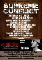 iBattle Worldwide Presents: Supreme Conflict