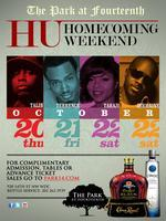 2011 Howard University Homecoming @ the Park at 14th