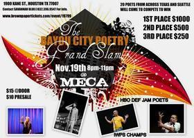 The Bayou City Poetry Grand Slam