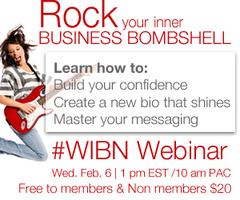 #WIBN Rock Your Inner Business Bombshell