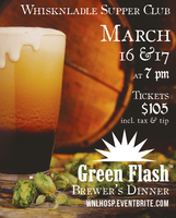 Green Flash Brewer's Dinner - SOLD OUT!