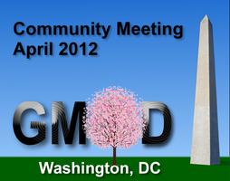 April 2012 GMOD Meeting