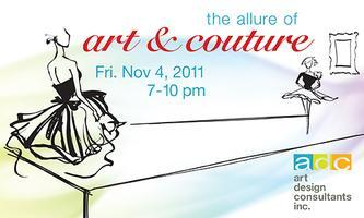 the allure of  art & couture