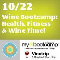 Wine Bootcamp: Health, Fitness & Wine 101