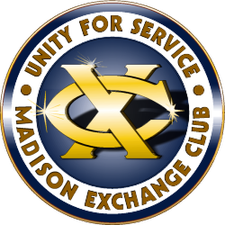 Exchange Club of Madison logo