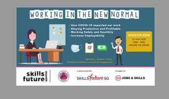 SkillsFuture Month - Seminar on Working in the New...