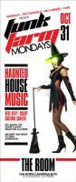 HAUNTED HOUSE MUSIC by Funk Farm at The Room