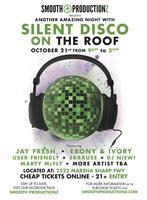 Silent Disco @ The Roof Bar