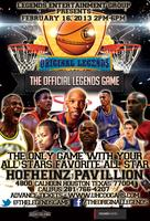 THE  OFFICIAL ORIGINAL LEGENDS GAME