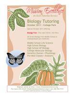 October Special - Biology Fest