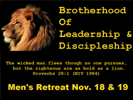 Falmouth Baptist Men's Retreat 2011