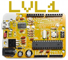 LVL1 Solder Your Own Freeduino